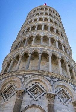 ITA10776AW Europe, Italy, Tuscany, Pisa, Torre di Pisa, Leaning Tower of Pisa