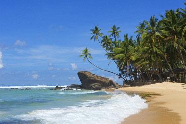 SRI2074AW Unawatuna Beach, Sri Lanka