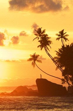 SRI2114AW Unawatuna Beach, Sri Lanka