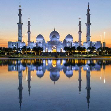 UE02391 Sheikh Zayed Bin Sultan Al Nahyan Mosque, Abu Dhabi, United Arab Emirates, UAE