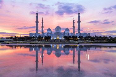 UE02402 Sheikh Zayed Bin Sultan Al Nahyan Mosque, Abu Dhabi, United Arab Emirates, UAE