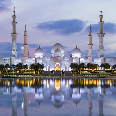 UE02404 Sheikh Zayed Bin Sultan Al Nahyan Mosque, Abu Dhabi, United Arab Emirates, UAE