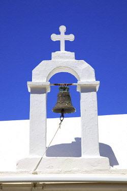 GR12338 Church of St. Pelagia, Gournia, Crete, Greek Islands, Greece, Europe