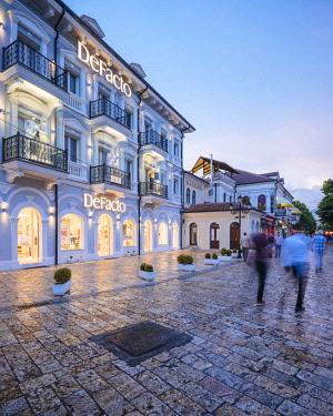 ALB0061AW Old Town, Shkodra, Albania