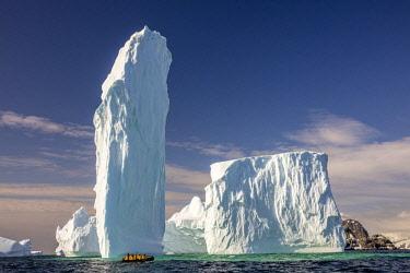 AN02AWO0045 Ice Monolith, Antarctica