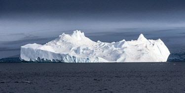 AN02GTH0001 Antarctica, Iceberg, ice