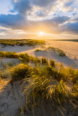 GER10167AW List-Ost, Sylt island, North Frisia, Schleswig-Holstein, Germany.