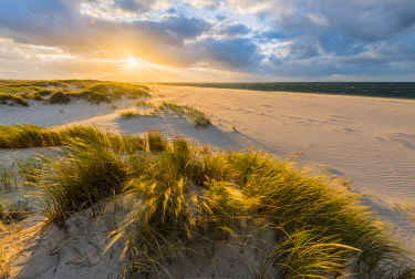 GER10168AW List-Ost, Sylt island, North Frisia, Schleswig-Holstein, Germany.