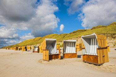 GER10175AW Wenningstedt-Braderup, Sylt island, North Frisia, Schleswig-Holstein, Germany.