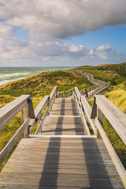 GER10178AW Wenningstedt-Braderup, Sylt island, North Frisia, Schleswig-Holstein, Germany.