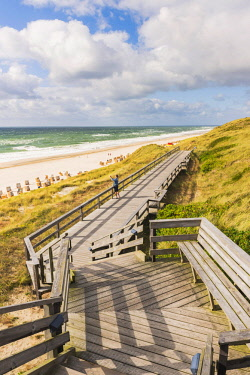 GER10179AW Wenningstedt-Braderup, Sylt island, North Frisia, Schleswig-Holstein, Germany.