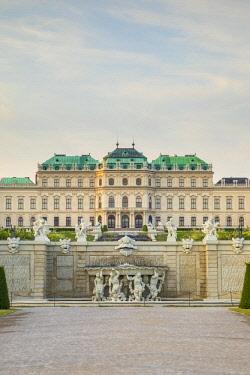 AU01606 Upper Belvedere Palace, Vienna, Austria
