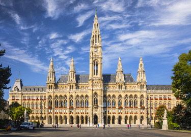 AU01638 Rathaus (Town Hall), Vienna, Austria