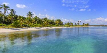BA01450 Bahamas, Abaco Islands, Elbow Cay, Tihiti beach