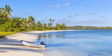 BA01453 Bahamas, Abaco Islands, Elbow Cay, Tihiti beach
