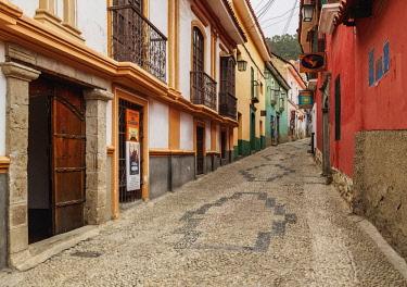 BOL8742AW Calle Jaen, Old Town, La Paz, Bolivia