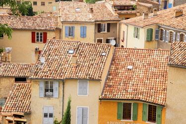 FRA10171AW Moustiers Sainte Marie, Alpes de Haute Provence, Provence, France, Europe