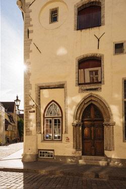 EST1242AW Old Town, Tallinn, Estonia, Europe