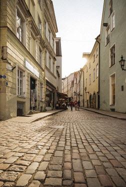 EST1244AW Old Town, Tallinn, Estonia, Europe