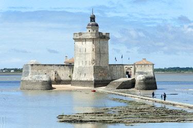 HMS2433760 France, Charente Maritime, Bourcefranc le Chapus, Fort Louvois