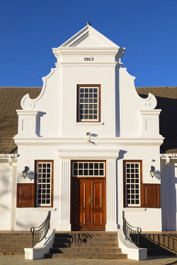 SAF7436AW NGK Hall, Franschhoek, Western Cape, South Africa