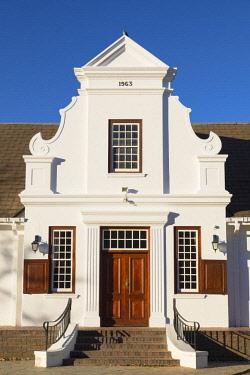 SAF7436AW NGK Hall, Franschhoek, Western Cape, South Africa