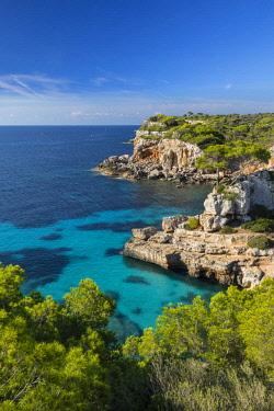 ES06197 Cala s'Almunia, Mallorca (Majorca), Balearic Islands, Spain