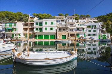 ES06201 Harbour of Cala Figuera, Mallorca (Majorca), Balearic Islands, Spain