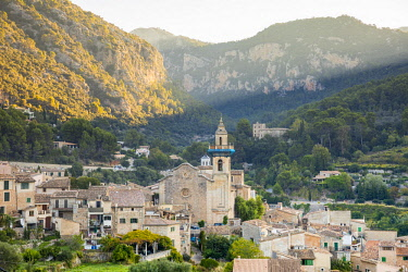 ES06218 Valldemossa, Serra de Tramuntana, Mallorca (Majorca), Balearic Islands, Spain