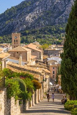 ES06241 Pollenca, Serra de Tramuntana, Mallorca (Majorca), Balearic Islands, Spain