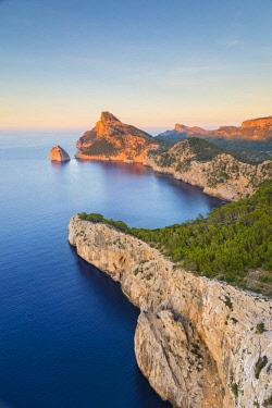 ES06257 Mirador Es Colomer, Cap Formentor, Serra de Tramuntana, Mallorca (Majorca), Balearic Islands, Spain