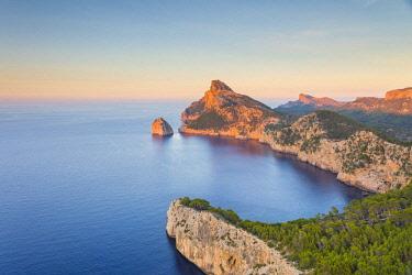 ES06258 Mirador Es Colomer, Cap Formentor, Serra de Tramuntana, Mallorca (Majorca), Balearic Islands, Spain