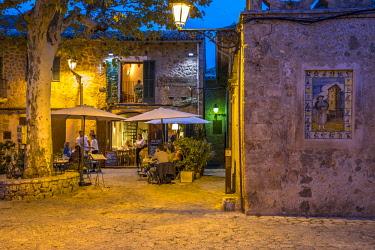 ES06327 Restaurant in Valldemossa, Serra de Tramuntana, Mallorca (Majorca), Balearic Islands, Spain