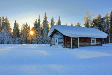 CLKMR63923 Lapland, Sweden, Europe.
