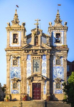 CLKST69322 Porto, Porto district, Portugal. Church of Saint Ildefonso.