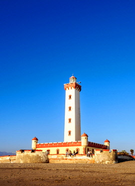CHI10944AW Lighthouse in La Serena, Coquimbo Region, Chile