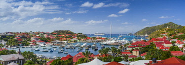 French West Indies, St-Barthelemy, Gustavia, Gustavia Harbor