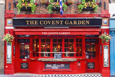 TPX60689 England, London, Covent Garden, The Covent Garden Pub