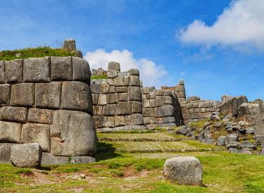 PER34236AW Sacsayhuaman Ruins, Cusco Region, Peru