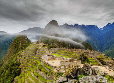 PER34256AW Machu Picchu Ruins, Cusco Region, Peru