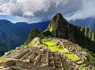 PER34269AW Machu Picchu Ruins, Cusco Region, Peru