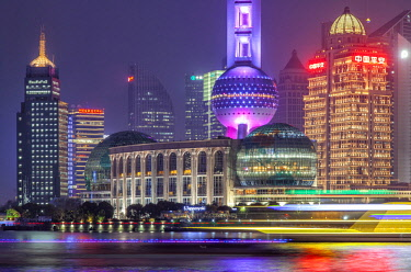CH1421 Pudong is a district of Shanghai, located east of the Huangpu River across from the historic city center of Shanghai in Puxi. The traditional area of Pudong is now home to many of Shanghai's best-know...