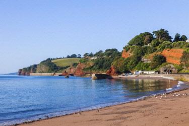 TPX61163 England, Devon, Dawlish, Dawlish Beach
