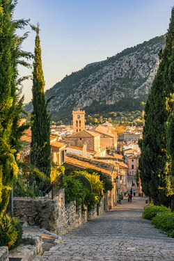 SPA7356AW Calvari Steps, Pollenca, Majorca, Balearic Islands, Spain