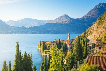 ITA11408AW Varenna, lake Como, Lecco province, Lombardy, Italy.