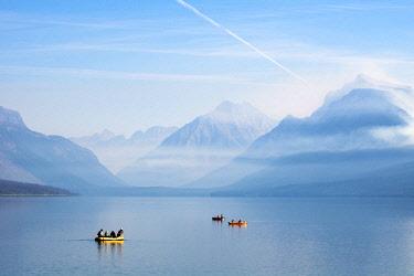 CLKAB69861 Lake McDonald, Glacier National Park, West Glacier, Montana; USA