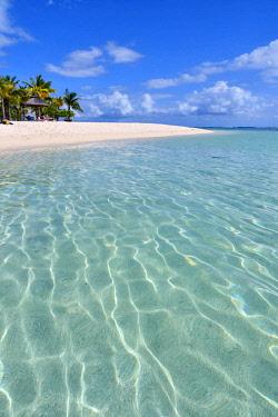 CLKMG70699 Paradise beach, Le Morne, Mauritius,(Mauritian)