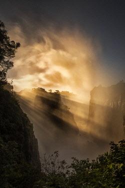 CLKMG71911 Victoria Falls, Northern Zimbabwe, Africa