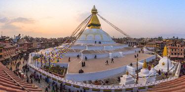 CLKMN68656 Stupa of Boudhnath,Katmandu,Nepal