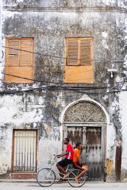 TZ3536 East Africa, Tanzania, Zanzibar island, Stone Town, Unesco World Heritage site